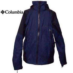 ‼️COLUMBIA‼️MENS 3 IN 1 BLUE AND BLACK JACKET